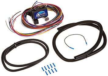amazon com keep it clean 10535 fuse wire harness system 12 fuse keep it clean 10535 fuse wire harness system 12 fuse wire harness system