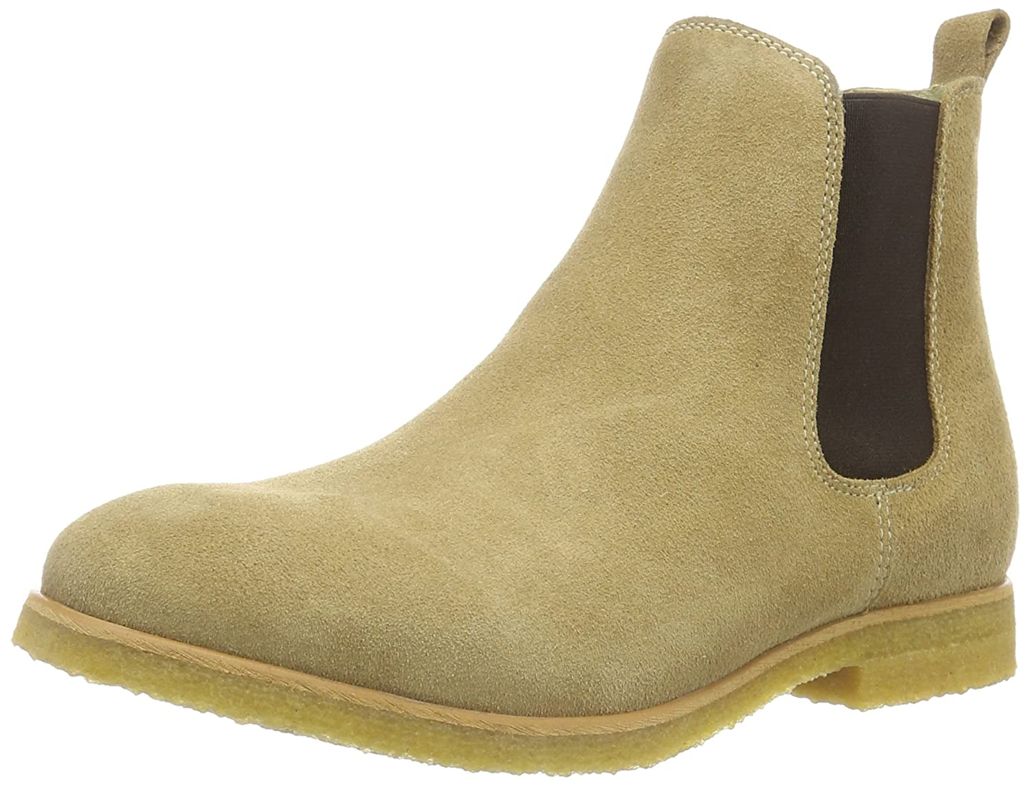 Shoe The Bear Friday S, Botas Chelsea para Mujer Beige (Sand)