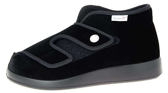 VAROMED Mujer,Hombre Botas de Velcro, Unisex-Adulto Zapatos de Salud,cómodo