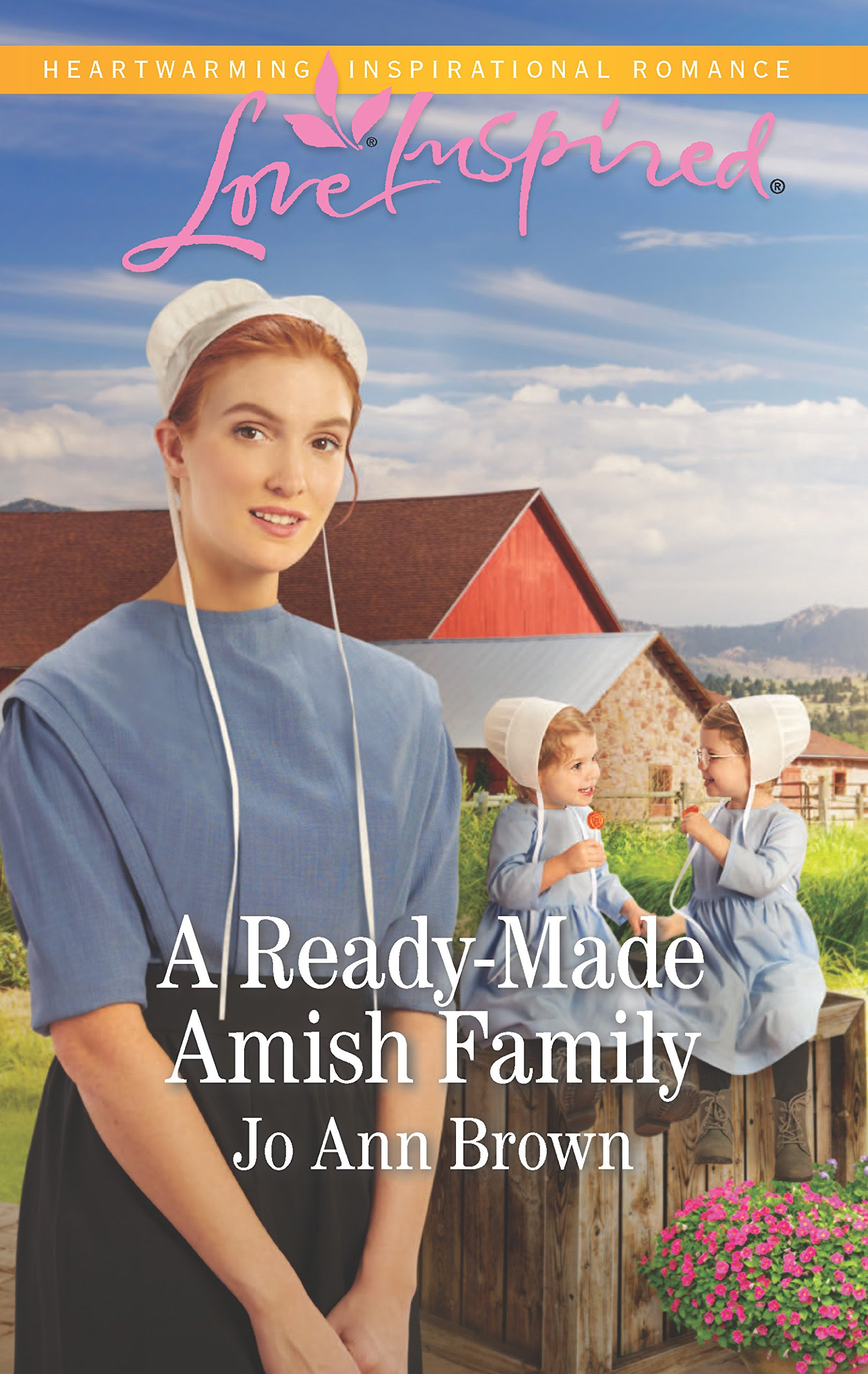 Read Online A Ready-Made Amish Family (Amish Hearts) ebook