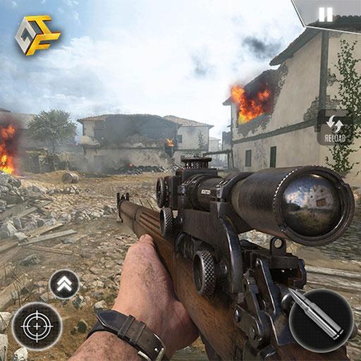 World War 2 Counter Shooter Battleground Survival (World Best Sniper Shooter)