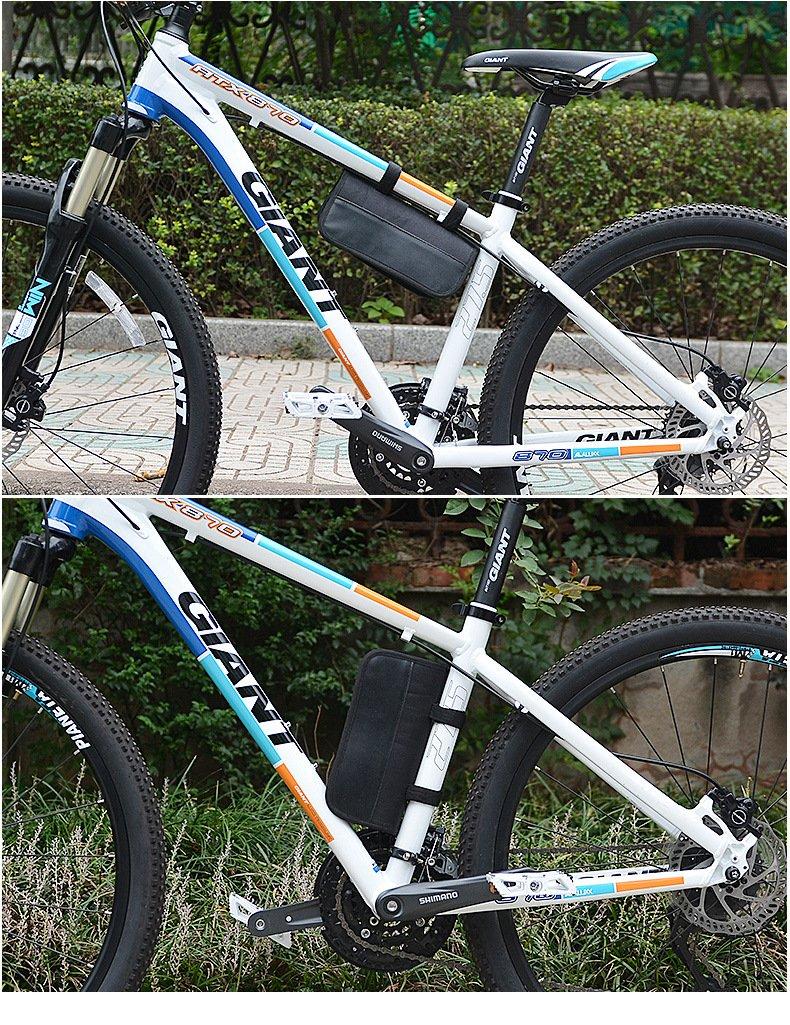 CAIDU Bike Repair Tool Kits- 16 in 1 Multifunction Bicycle Mechanic Fix Tools Mini Bike Pump Portable,Multi Function Bike Repair Tools,Glueless Puncture Repair Kit