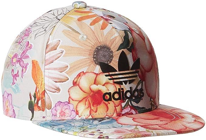 aa15028ba6a9f ... canada adidas snapback cap confete aj8713 basecap flowers 5 panel kappe  ef019 40ef4 ...