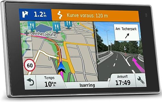 Garmin DriveLuxe 50 EU LMT-D - Navegador GPS con mapas de por Vida y tráfico Digital (Pantalla de 5