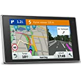 Garmin DriveLuxe 50 LMT-D EU PKW-Navi - 5'' Touch-Glasdisplay, lebenslange Kartenupdates, Verkehrsfunklizenz, Premium Design