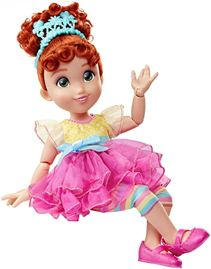 Amazon Com My Friend Fancy Nancy Doll In Signature Outfit 18 Inches Tall Toys Games