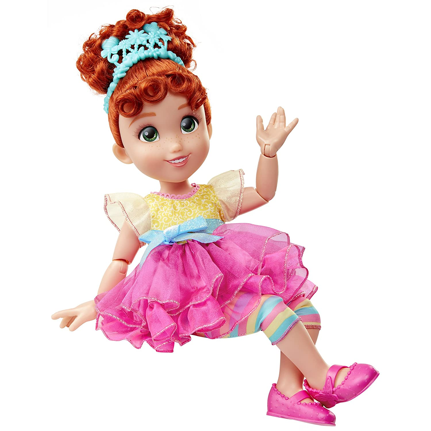 My Friend Fancy Nancy Doll in Signature Outfit, 18-Inches Tall Jakks 77406