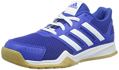 brand new detailed images for whole family adidas Unisex-Kinder Interplay K Hallenschuhe