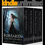 The Forsaken Saga Complete Box Set (Books 1-4) (English Edition)