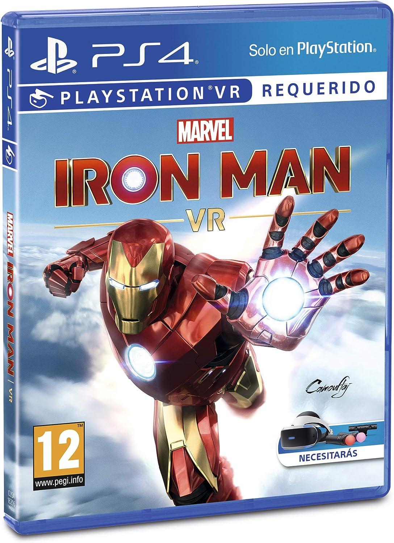 Marvels Iron Man VR: Amazon.es: Videojuegos