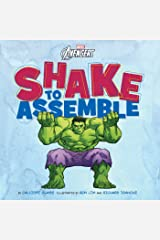 Shake to Assemble! (The Avengers) Kindle Edition