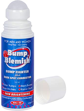 BUMP & BLEMISH 90 ML LARGER ROLL-ON CHROME FORMULA Solution for all hair  removal
