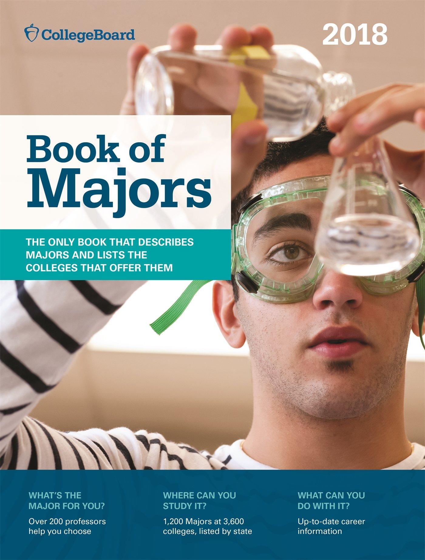 Book Majors 2018 College Board