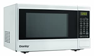Danby 1.4 cu.ft. Countertop Microwave, White