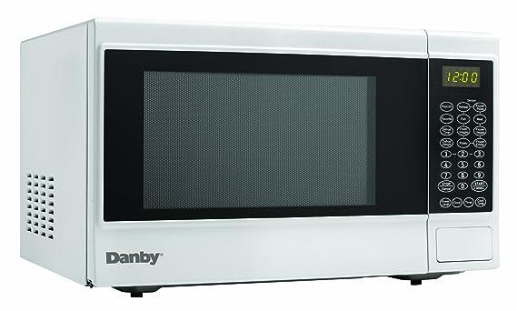 Amazon.com: Danby 0.7 pies cúbicos Microondas para ...