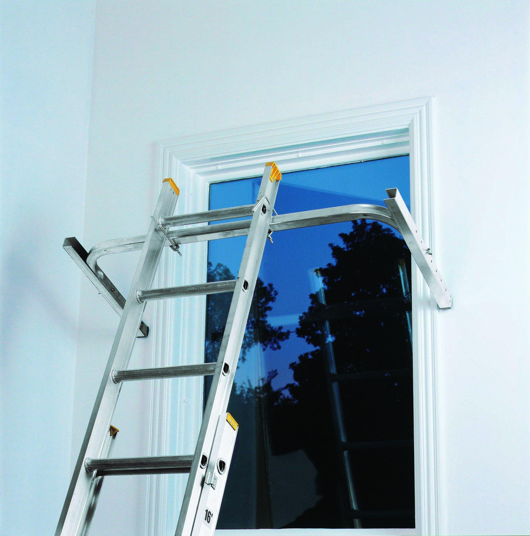 Louisville Ladder Adjustable Aluminum Ladder Stabilizer, LP-2210-00