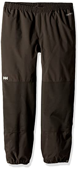 ab9401647b7 Amazon.com : Helly Hansen Kid's Shelter Winter-Rain Shell Pant ...