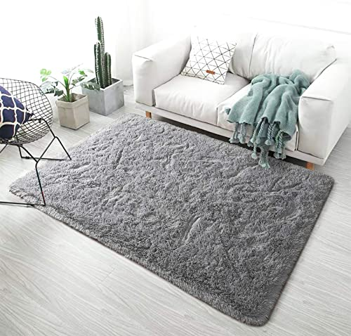 Fluffy Soft Kids Room Baby Nursery Rug