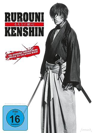 Rurouni Kenshin [Alemania] [DVD]