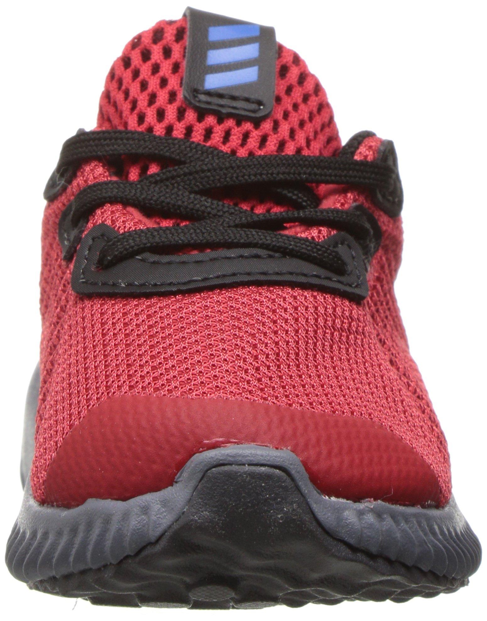 adidas Kids' Alphabounce Sneaker, Scarlet/Satellite/Black, 8 M US Toddler by adidas (Image #4)