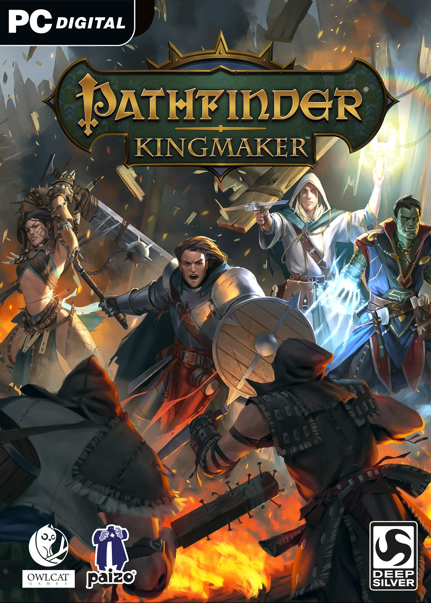 Pathfinder: Kingmaker Explorer Edition [Online Game Code]