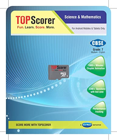 TOPScorer CBSE Board English Medium E-learning Educational