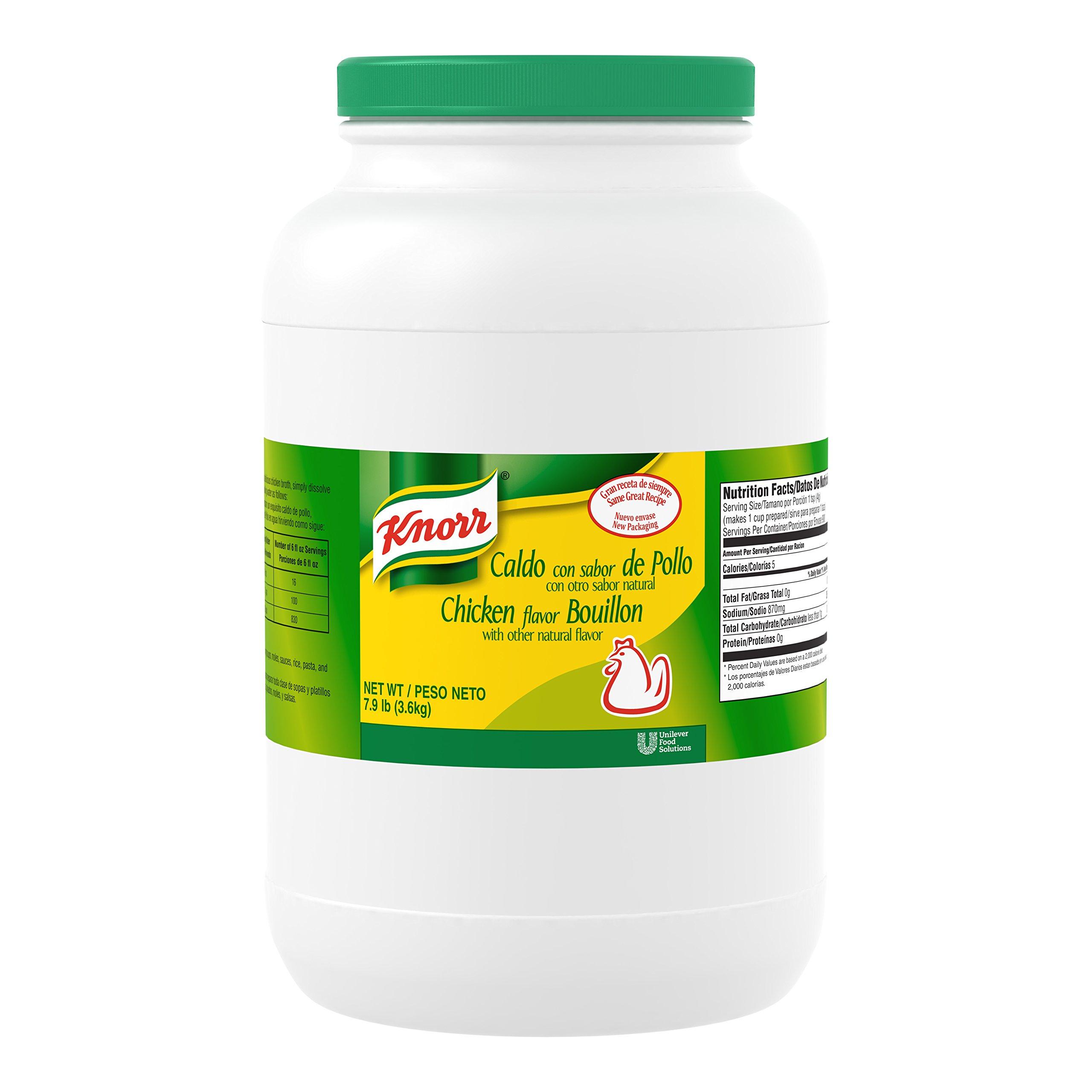 Knorr Chicken Bouillon Caldo de Pollo 7.9 lb
