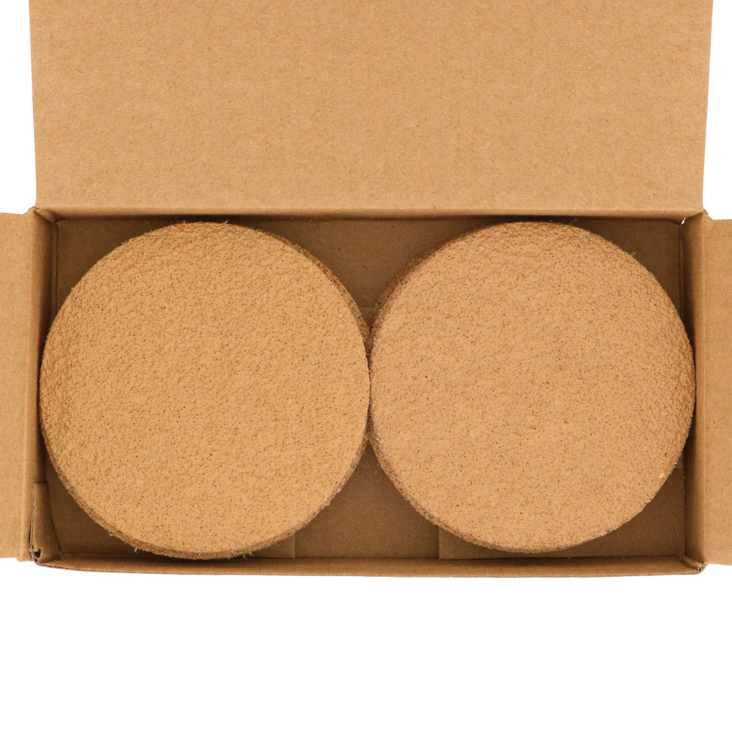 Dura-Gold 600 Grit 3 Gold Hook /& Loop Sanding Discs for DA Sanders Box of 40 Sandpaper Finishing Discs for Automotive and Woodworking Premium