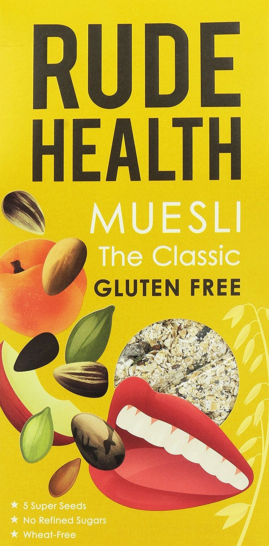 Rude Health The Classic Gluten Free Muesli 500g by Rude Health (Image #1)