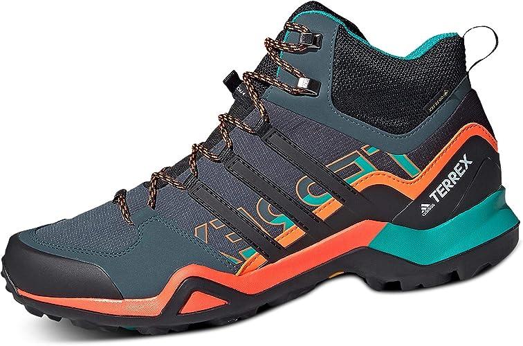 conversacion mosaico facil de manejar  adidas Men's Terrex Swift R2 Mid GTX Hiking Shoes, 12.5 UK: Amazon.co.uk:  Shoes & Bags