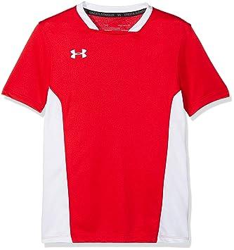 Under Armour Challenger I Camiseta de Manga Corta para niño, Niños, 1314639-602