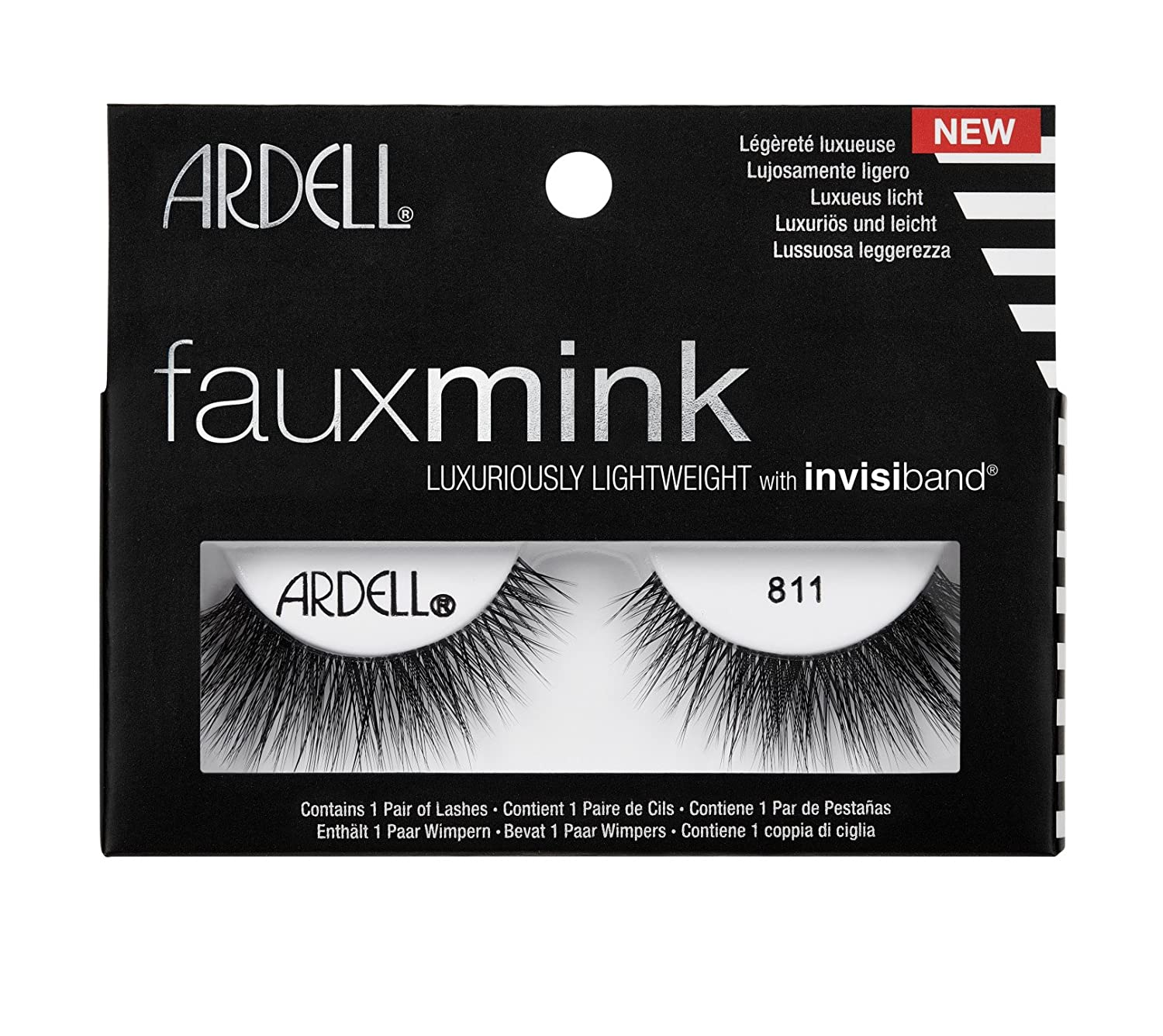 Ardell Lashes Faux Mink 811 AII65735B