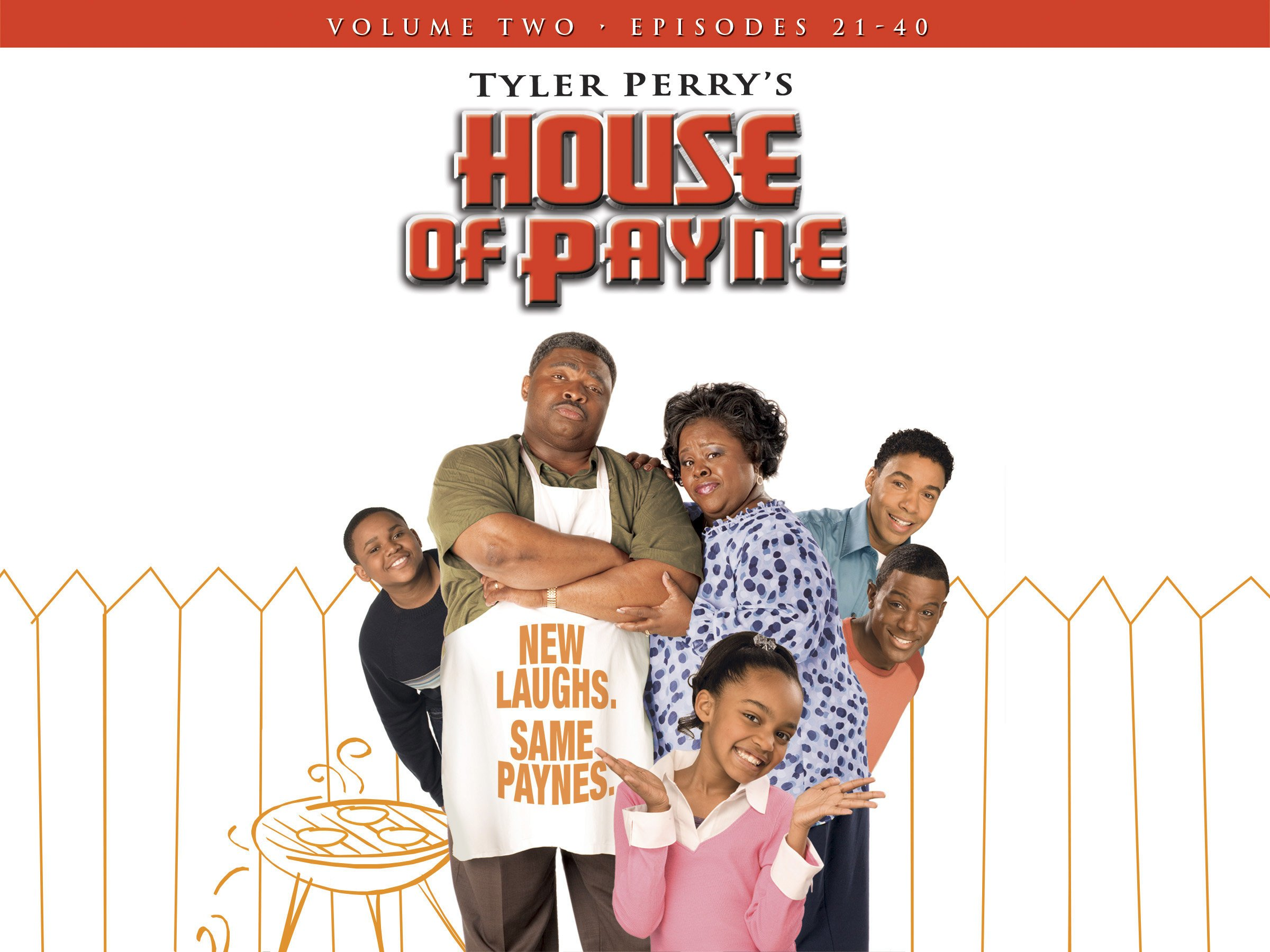 987cb3e4b108 Amazon.com  Watch Tyler Perry s House of Payne Season 2