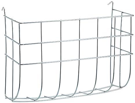 Kerbl Henera de metal 25 x 17 cm, galvanizada, para colgar