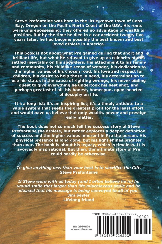Steve Prefontaine-Rocketman: Bree Donovan Linda Prefontaine: 9781435716292:  Amazon.com: Books