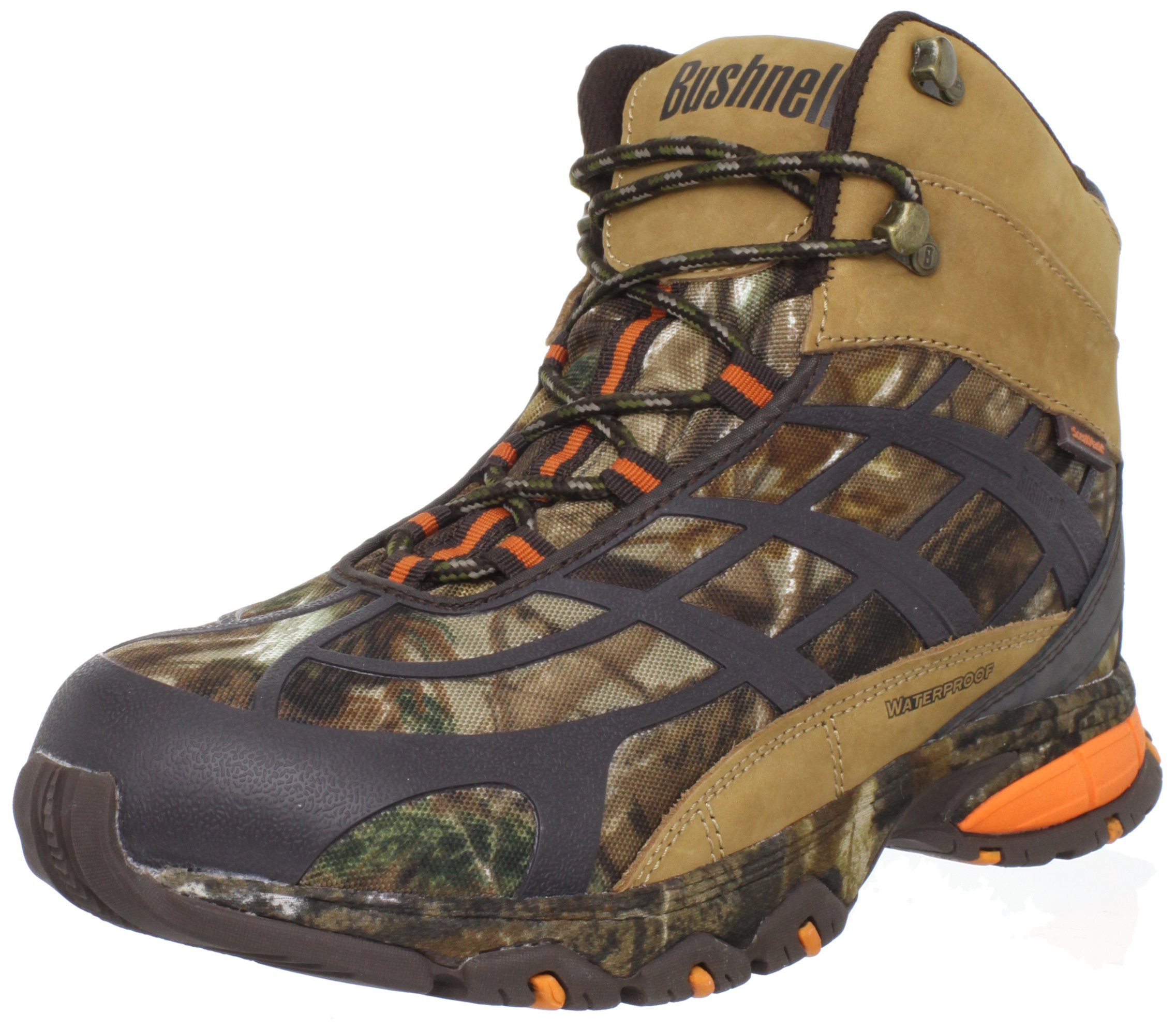 Bushnell Stalk Mid Boot,Realtree,9 M US