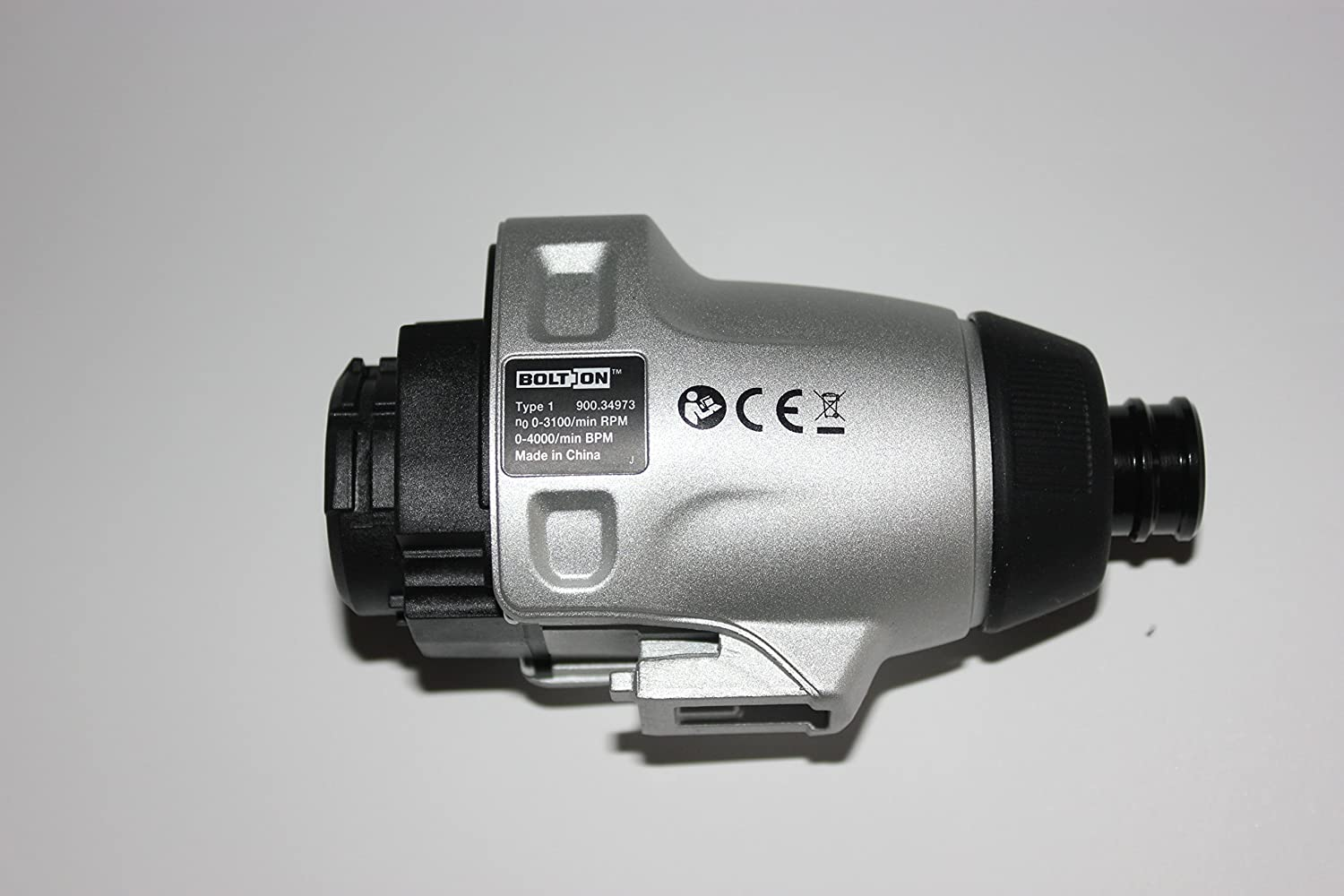 IMPACT DRIVER ATTACHMENT 1/4 INCH QUICK CONNECT HEX