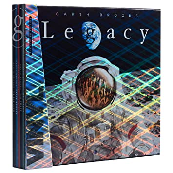 Amazon.com: Legacy - Ltd Edition Numbered Series: Music