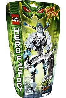 Amazoncom Lego Hero Factory Frost Beast Toys Games