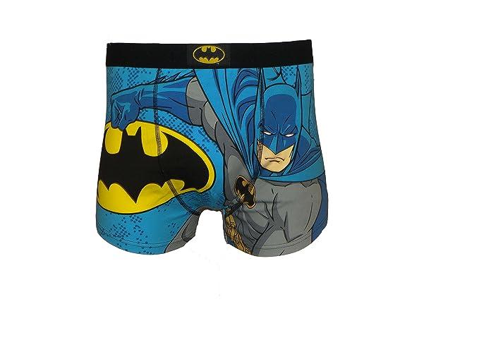 u-wear Mens 2pk Boxer Shorts Batman Big Sizes (3XL)