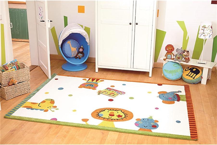 Sigikid Tapis Enfants / pour chambre d\'enfants Animal Festival pas cher  Beige 80x150 cm / Label de qualité: Label de qualité Oeko-Tex Standard 100  / ...
