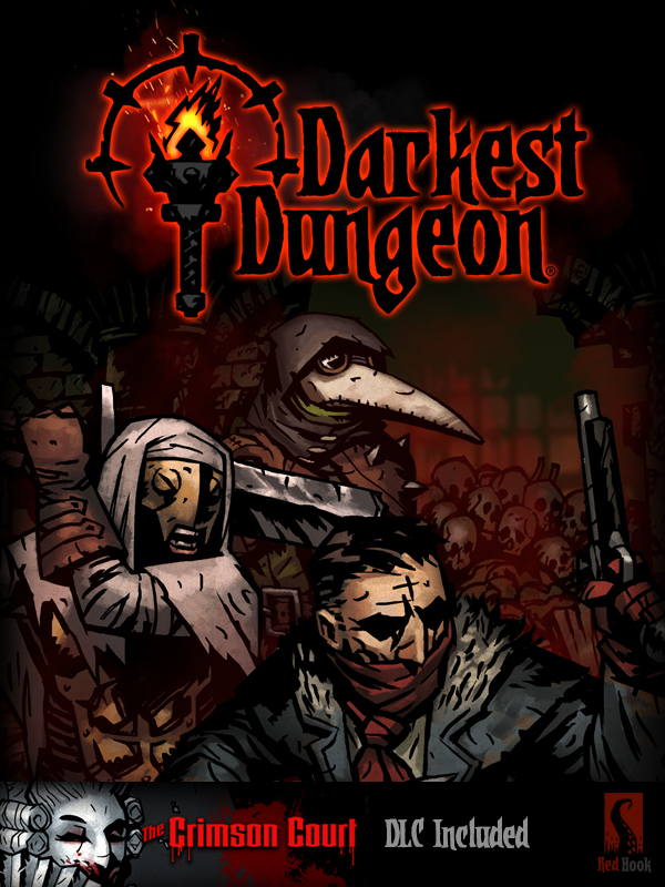 Darkest Dungeon - Twitch Bundle