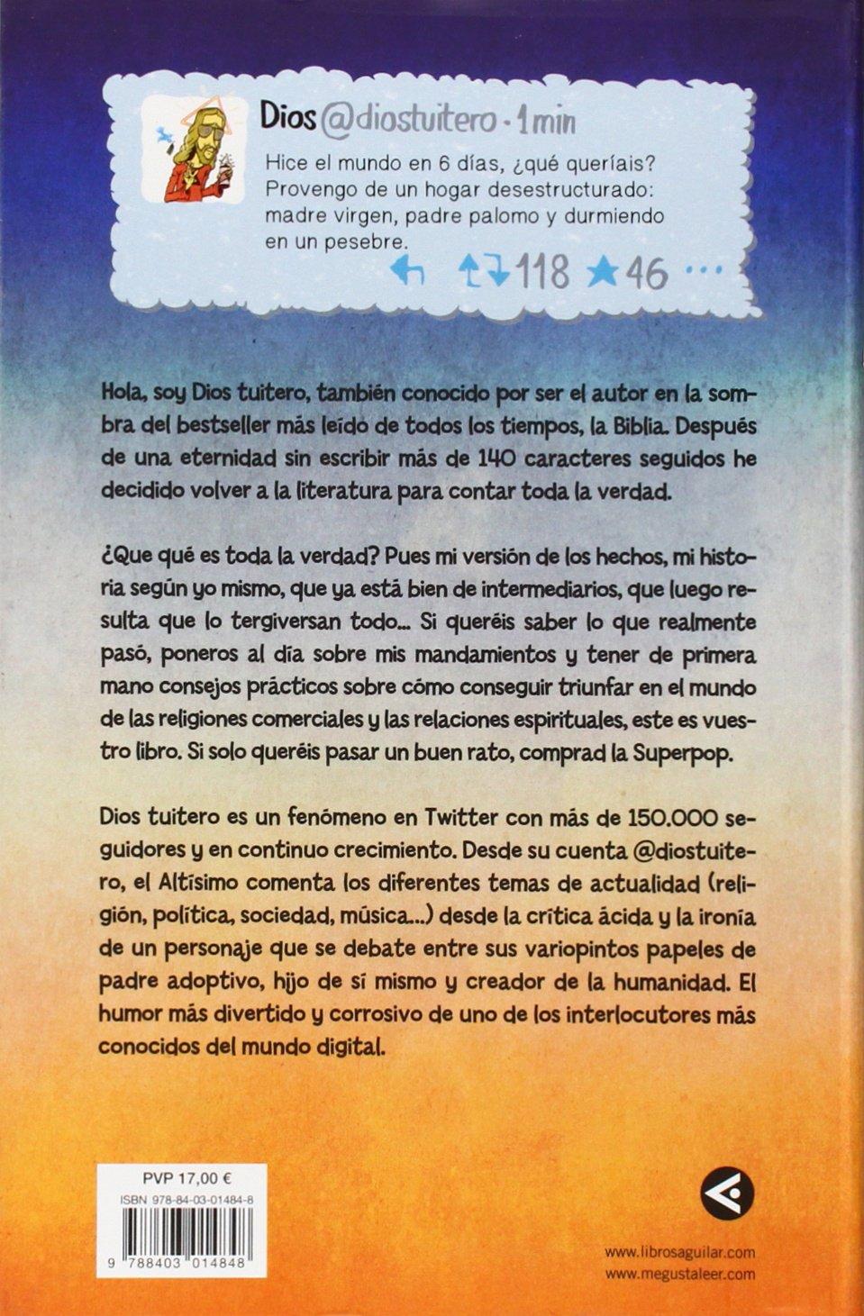 Amazonfr Palabra De Dios Tuitero Dios Tuitero Livres