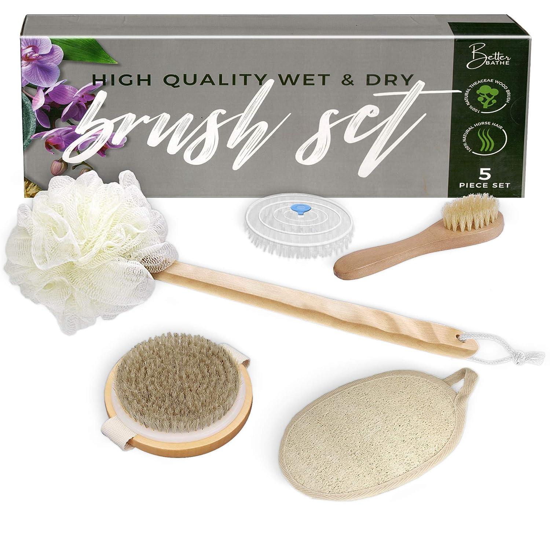 Free Amazon Promo Code 2020 for Better Bathe Horse Hair Dry Brushing Body