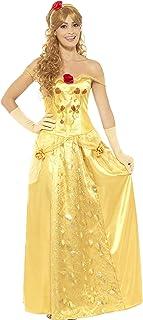 Smiffyu0027s Adult Gold Princess Costume  sc 1 st  Amazon UK & Tinkerbell Costume Teen 13+: Amazon.co.uk: Toys u0026 Games