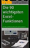 Die 90 wichtigsten Excel Funktionen