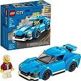 60285 LEGO® City Carro Esportivo; Kit de Construção (89 peças)