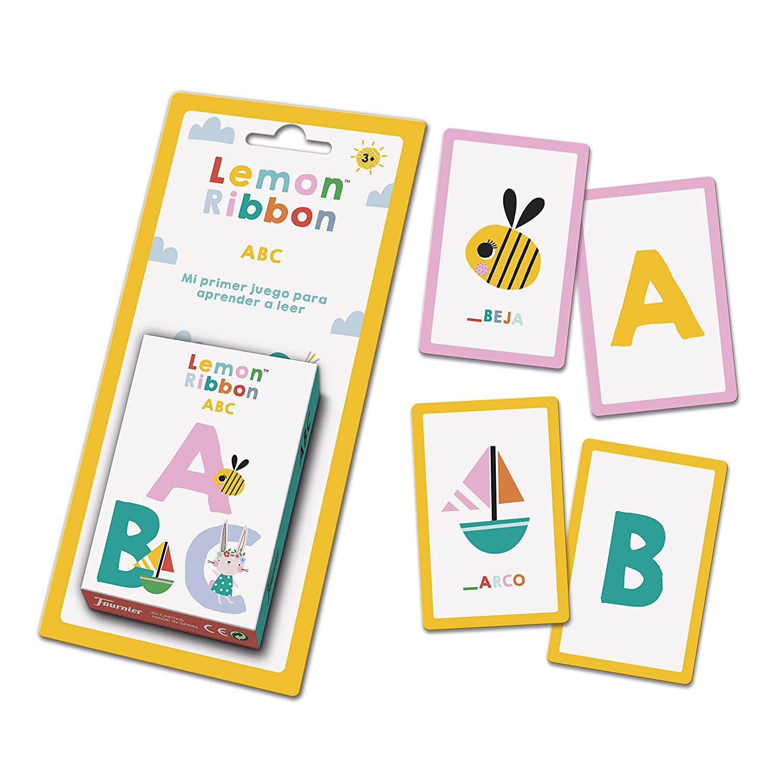Fournier- Lemon Ribbon ABC. Mi Primer Juego para Aprender a ...