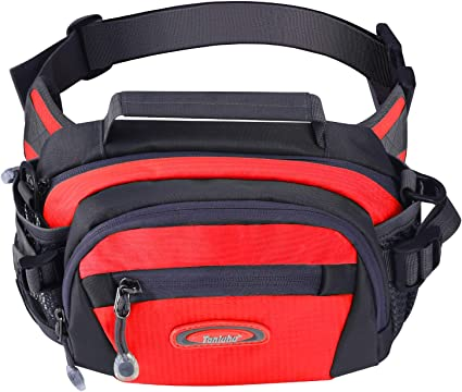 OK BUT FIRST COFFEE Sport Waist Pack Fanny Pack Adjustable For Hike