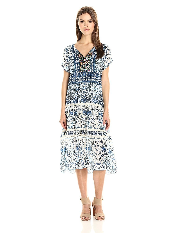 JWLA by Johnny Was Women&-39-s Patti Velvet Maxi Dress at Amazon ...